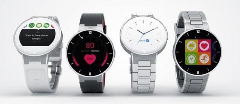 Swatch presenta lo Smartwatch  Swatch presenter&