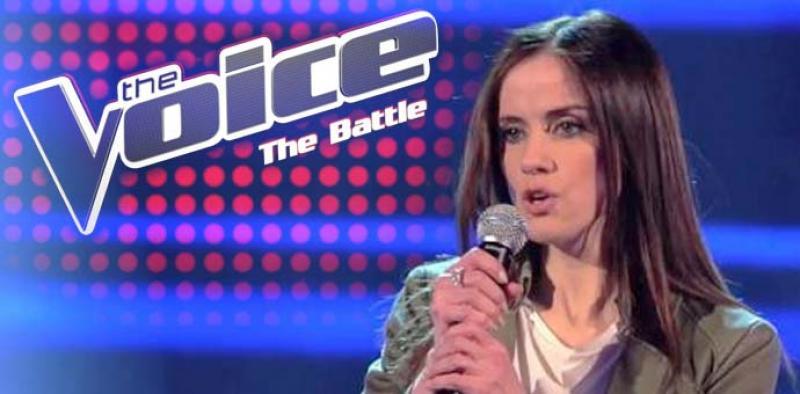 Paola e Chiara a The Voice of Italy Partecipa sola, Chiara Iezzi, al provino per la nuova edizione di The Voice of Italy.