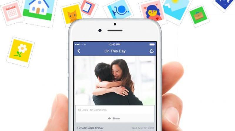 Facebook, accadde oggi Il social annuncia una nuova funzione che mostra ogni giorno i contenuti pubblicati in passato in quella stessa data: