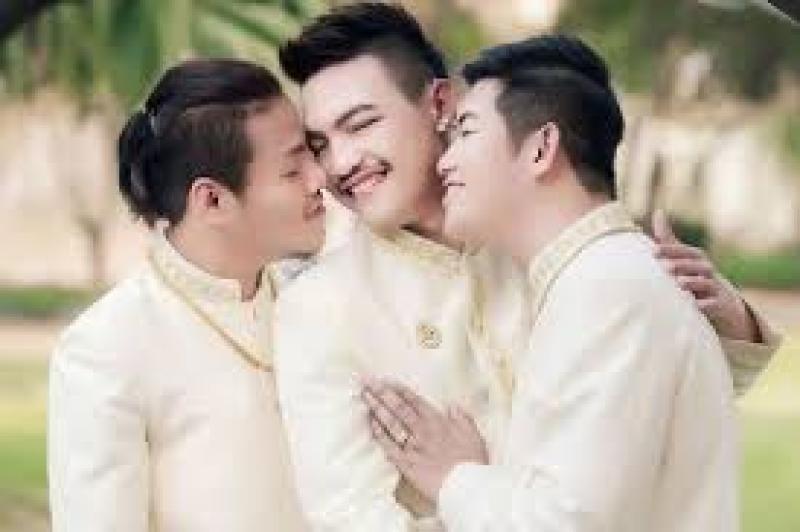 Thailandia, ora arriva il MATRIMONIO A TRE   TheDaily-
