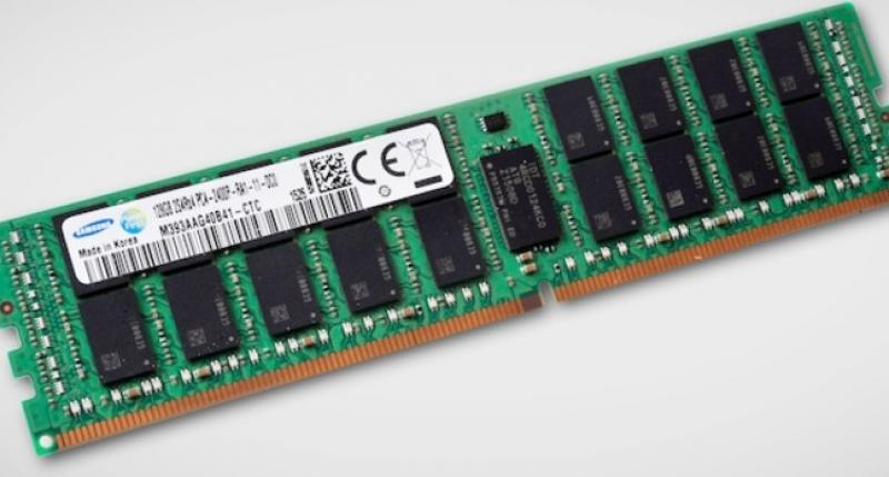 128GB DDR4 DIMMs have landed so double your RAM cram plan
