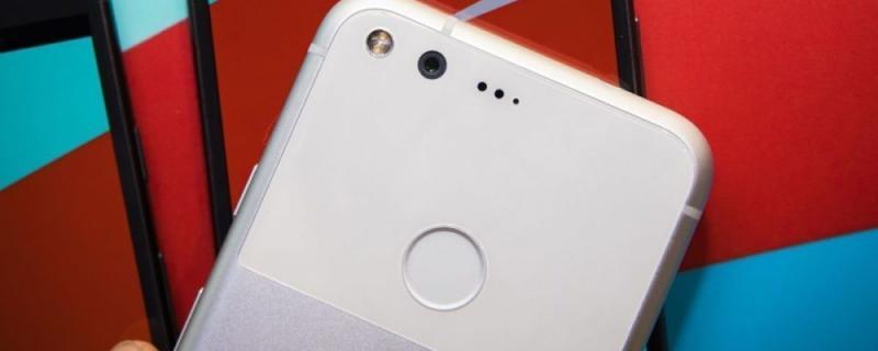 Google Pixel 2 a 1.