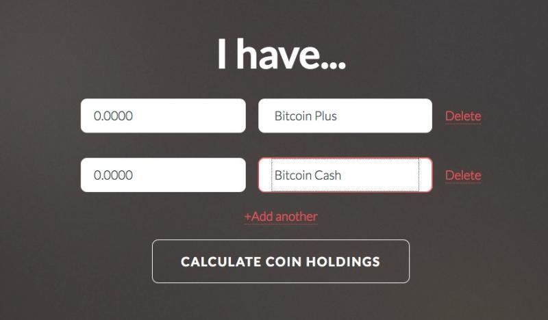 Calcola il totale di tutte le tue Cryptocurrency e resta aggiornato sul loro valore totale o parziale in tempo reale.