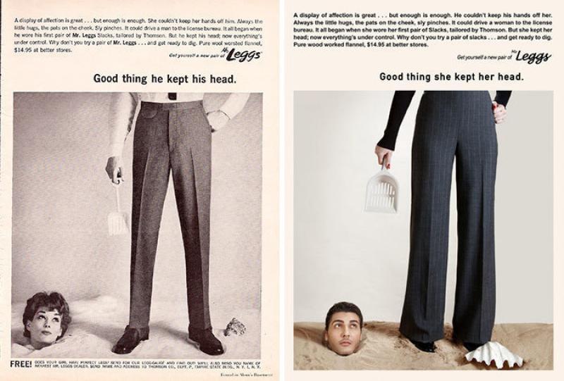 In un universo parallelo la pubblicit&