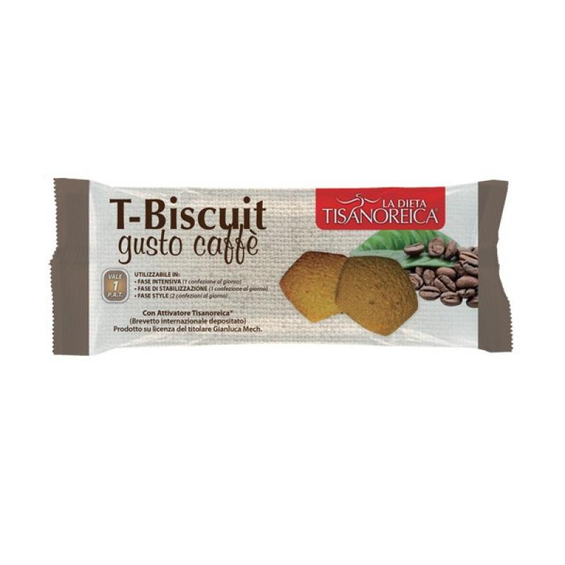 T-BISCUIT GUSTO CAFFE - Biscotti e dolci